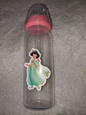 Princess 9oz Baby Bottle with ADULT Teat BB2466