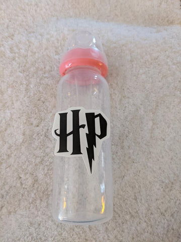 Potter 9oz Baby Bottle with ADULT Teat BB2498