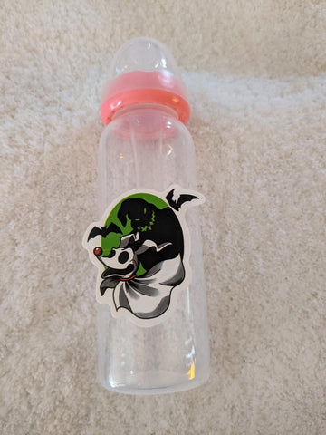 Skull Movie 9OZ BABY BOTTLE WITH ADULT TEAT BB2574