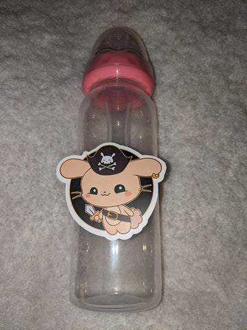Bunny 9OZ BABY BOTTLE WITH ADULT TEAT BB2595