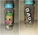 Anime 9oz Baby Bottle with ADULT Teat BB300