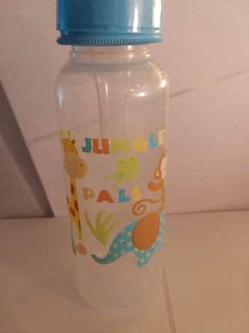 Jungle Pals Bottle large adult silicone teat BB335
