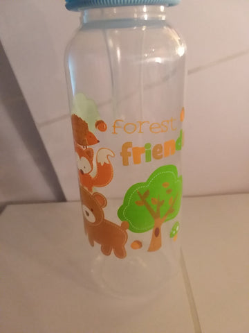 Forest Friends Bottle large adult silicone teat BB337
