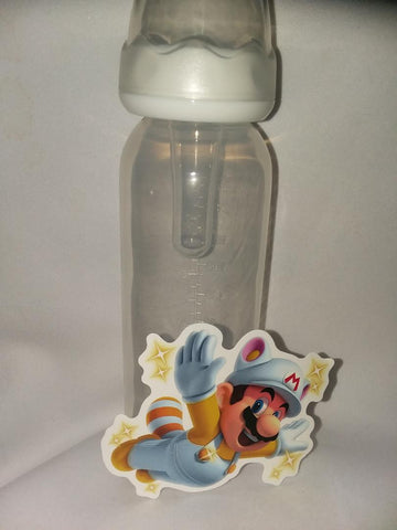 Video Game M 9OZ BABY BOTTLE WITH ADULT TEAT BB957