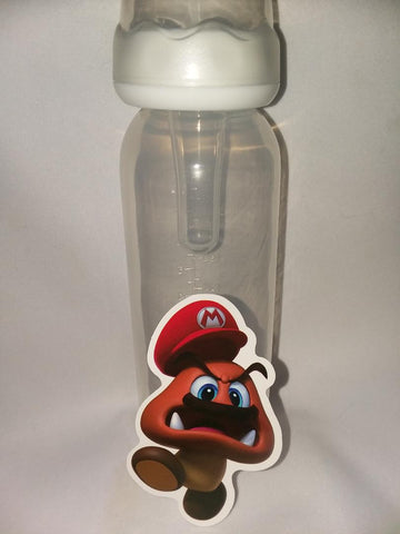 Video Game M 9OZ BABY BOTTLE WITH ADULT TEAT BB998