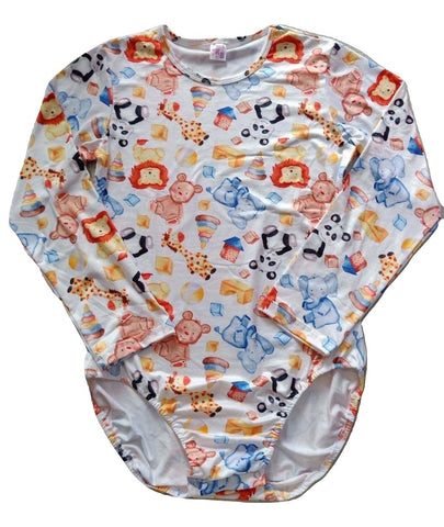Long Sleeve Play Time Onesie