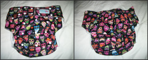 OWLS #1 DIAPER CD6
