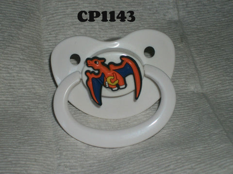 Video Game Poke pacifier CP1143