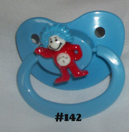 Book DS T #1 Pacifier CP142