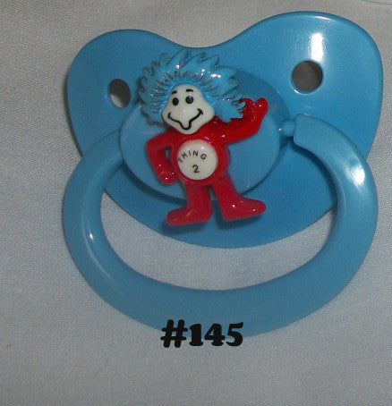 Book DS T #2 Pacifier CP145