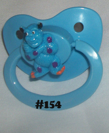 Cartoon Monsters movie Pacifier  CP154 5ULLY
