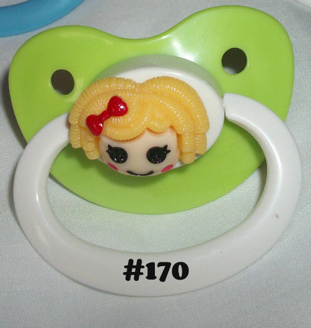 LALA YELLOW Pacifier CP170