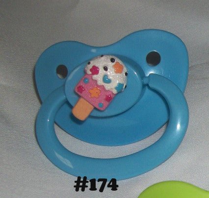 Shop Food pacifier CP174 ICE CREAM