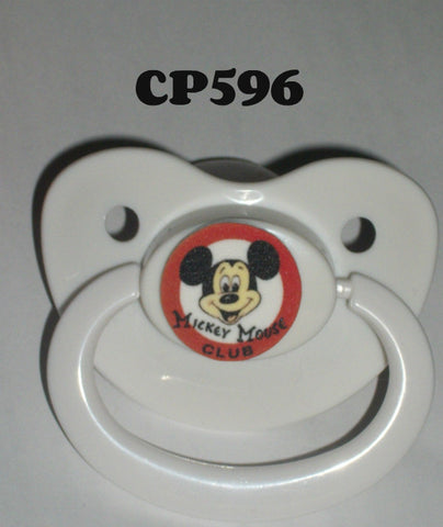 MOUSE pacifier CP596