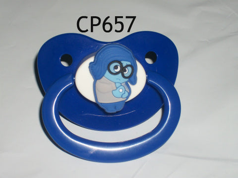 Feelings Movie  pacifier CP657