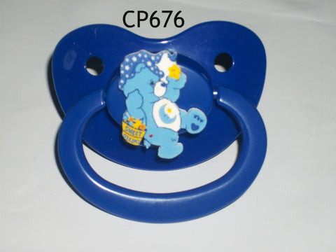 BEAR Rainbow Pacifier CP676