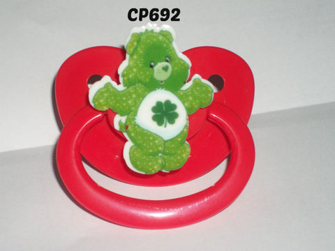 BEAR Rainbow Pacifier CP692