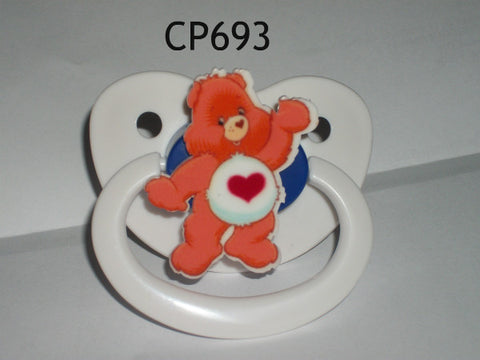 BEAR Rainbow Pacifier CP693