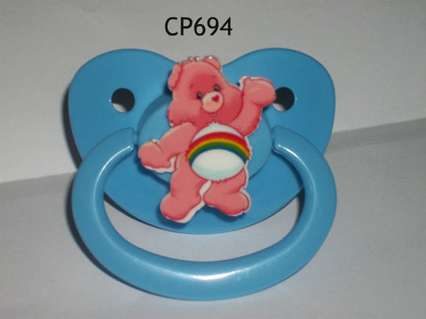 BEAR Rainbow Pacifier  CP694