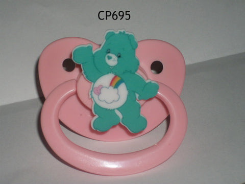 BEAR Rainbow Pacifier CP695