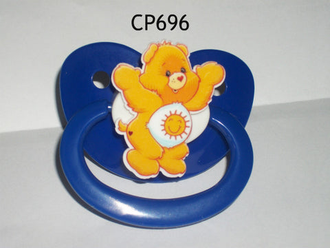 BEAR Rainbow Pacifier CP696