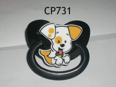 Pre School Dog Fish Pacifier CP731 FISH DOG
