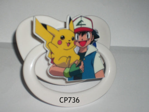 Video Game Poke pacifier CP736