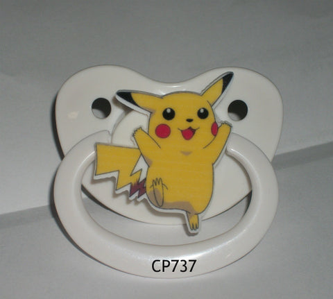 Video Game Poke pacifier CP737