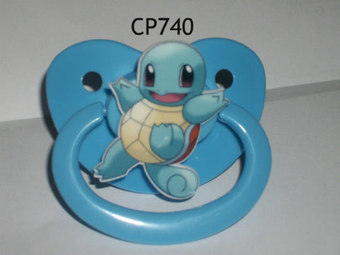Video Game Poke pacifier CP740 BLUE