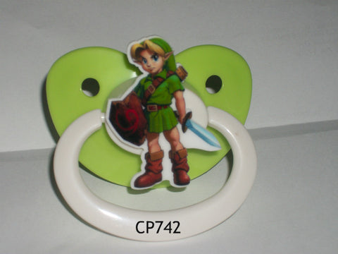 Video Game Z Pacifier CP742