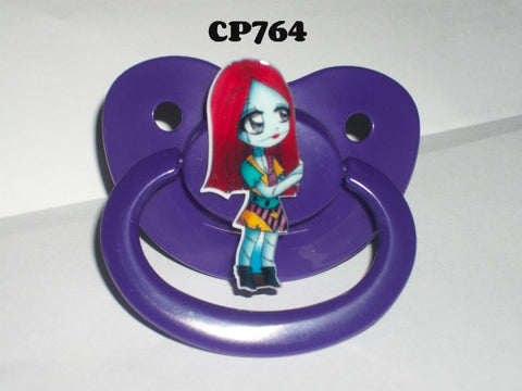 Skull Movie Pacifier JACK CP764
