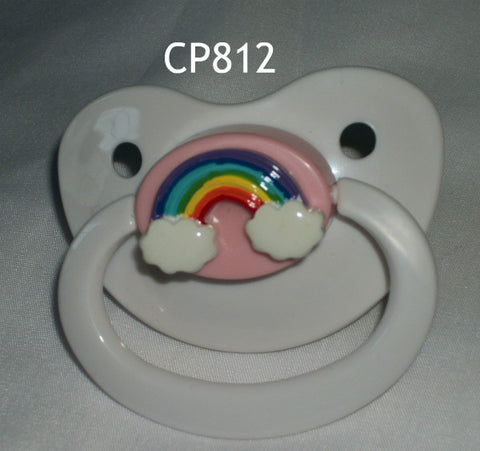 RAINBOW Pacifier CP812