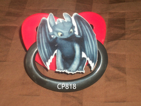 Dragon Movie Pacifier CP818