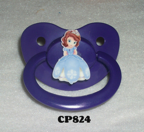 PRINCESS S Pacifier cp824