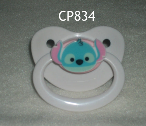 Blue Alien Pacifier CP834