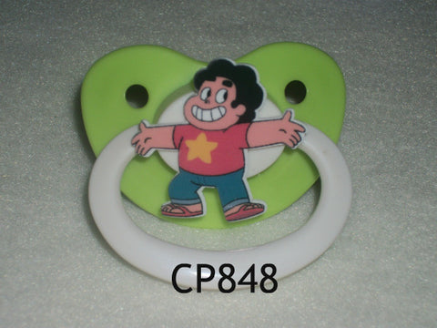 Cartoon Steve Pacifier CP848