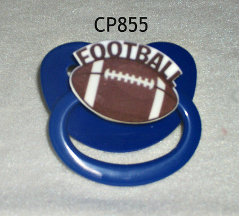 FOOTBALL Pacifier CP855