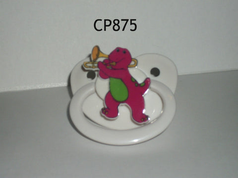 90's Cartoon Purple Dinosaur #4 CP875