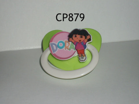 Pre School Girl Pacifier CP879