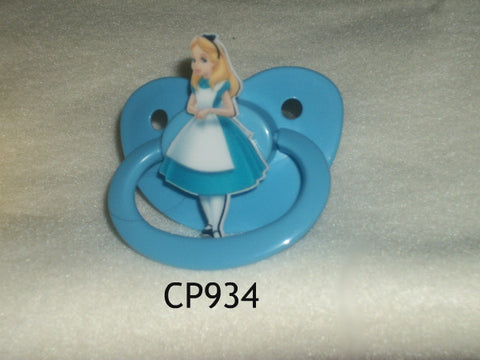 Alice Movie pacifier CP934