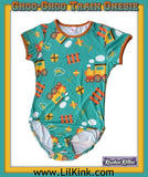 Choo-Choo Train Onesie * New Size Chart