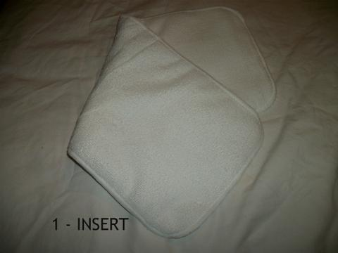 Cloth Pocket Diaper Insert Add-On