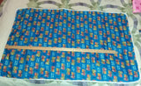 "Blue Fire Trucks Large 29"" x 45"" Changing Mat Pad Cpad101"