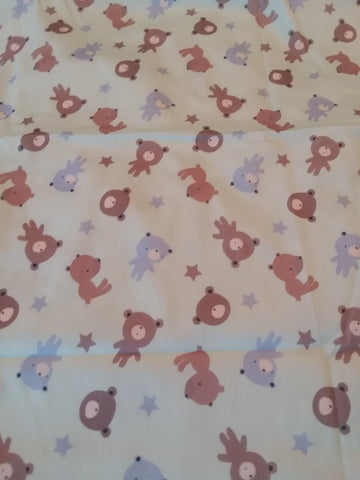 "Bears Large 29"" x 45"" Changing Mat Pad Cpad117"