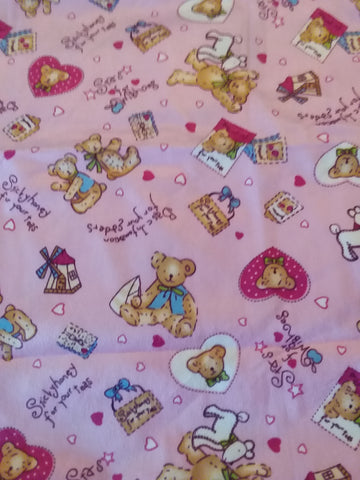 "Bears Large 29"" x 45"" Changing Mat Pad Cpad119"