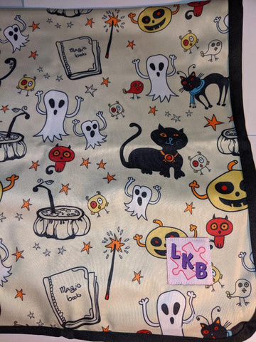 "Spooky Large 29"" x 45"" Changing Mat Pad Cpad138"