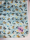 "Raccoon Large 29"" x 45"" Changing Mat Pad Cpad142"