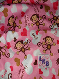 "Monkeys Large 29"" x 45"" Changing Mat Pad Cpad145"