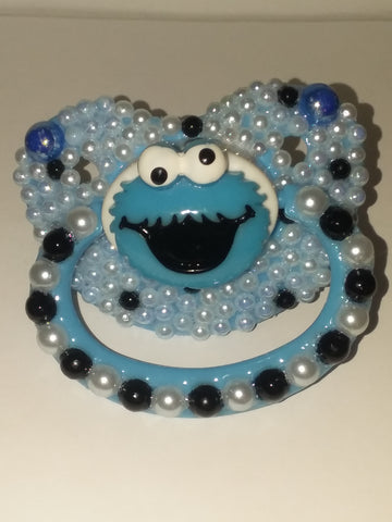 Cookie M Deluxe Custom Pacifier DCP314