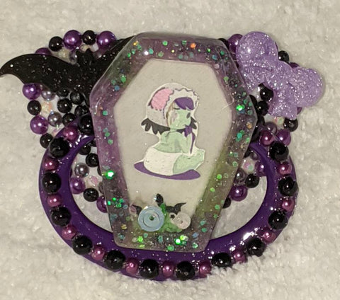TINY TERRORS Deluxe Custom Pacifier DCP816